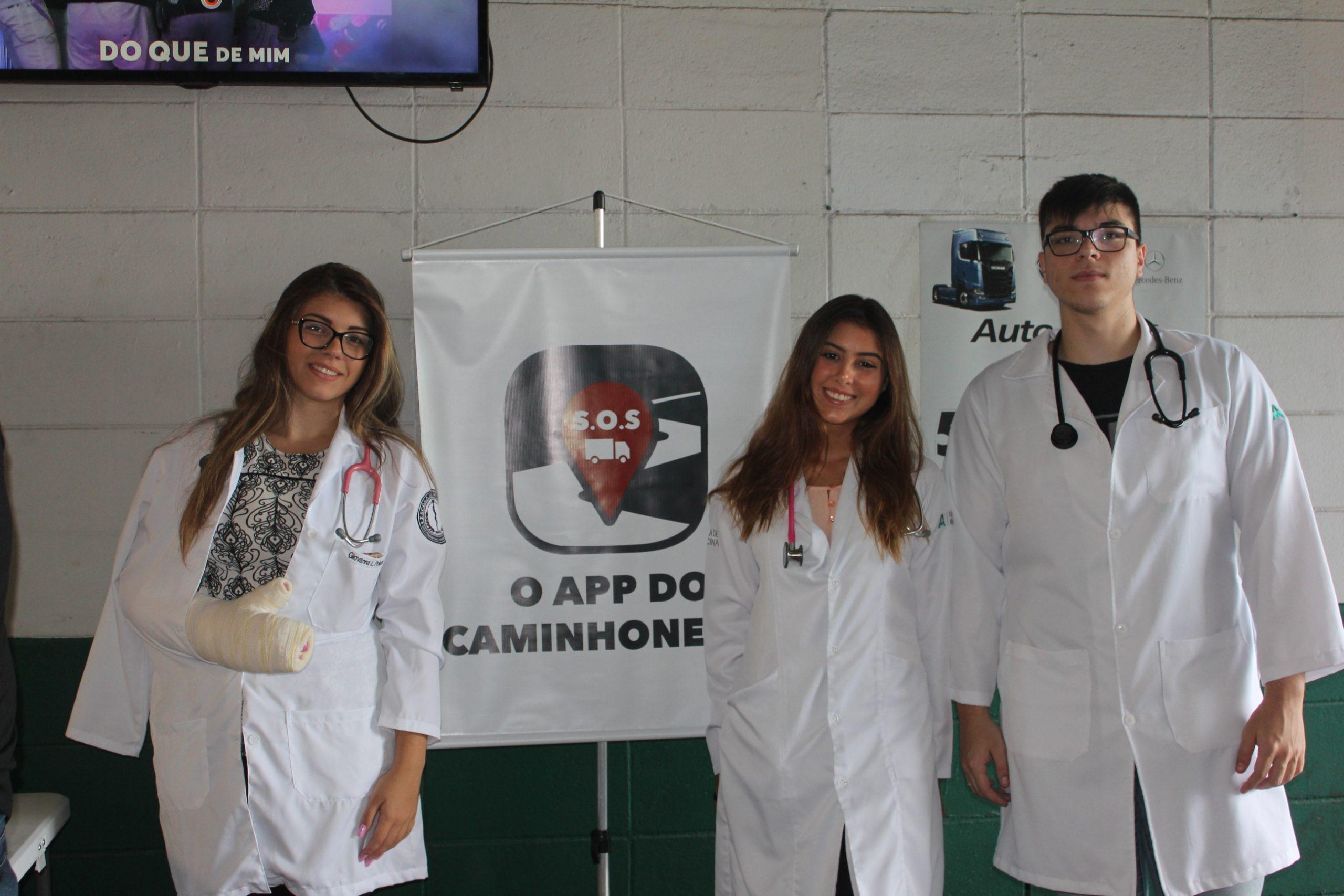 S.O.S TRUCK FAZ AÇÃO NO ECOPÁTIO DE SANTOS